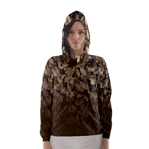 Hooded Wind Breaker (Women)