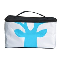 Party Deer With Bunting Cosmetic Storage Cases by CraftyLittleNodes