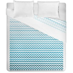Perfectchevron Duvet Cover (double Size) by CraftyLittleNodes