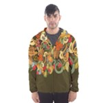 thanksgiving - Hooded Wind Breaker (Men)