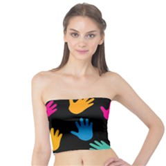 All Over Hands Women s Tube Tops by ImpressiveMoments