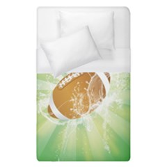 American Football  Duvet Cover Single Side (single Size) by FantasyWorld7