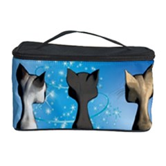 Merry Chrsitmas Cosmetic Storage Cases by FantasyWorld7
