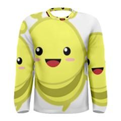 Kawaii Bee Men s Long Sleeve T Shirts by KawaiiKawaii