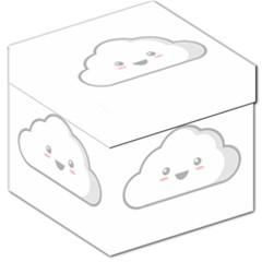 Kawaii Cloud Storage Stool 12   by KawaiiKawaii