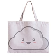 Kawaii Cloud Tiny Tote Bags by KawaiiKawaii