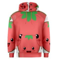 Kawaii Tomato Men s Pullover Hoodies by KawaiiKawaii