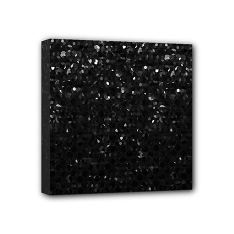 Crystal Bling Strass G283 Mini Canvas 4  X 4  by MedusArt