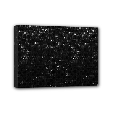 Crystal Bling Strass G283 Mini Canvas 7  X 5  by MedusArt