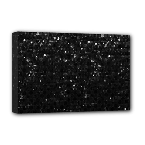 Crystal Bling Strass G283 Deluxe Canvas 18  X 12   by MedusArt