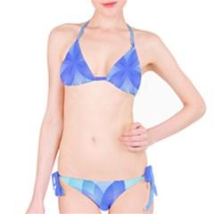 Abstract Lotus Flower 1 Bikini Set by MedusArt