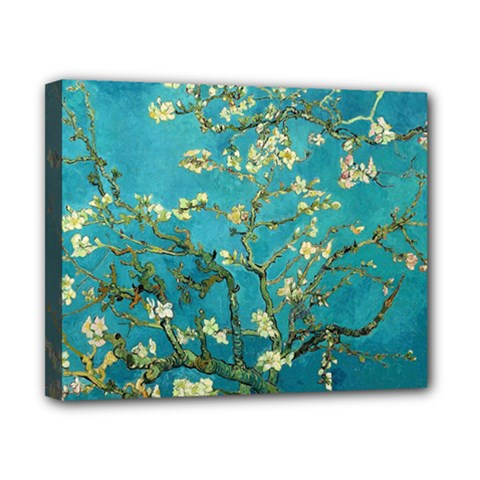 Blossoming Almond Tree Canvas 10  X 8  by MasterpiecesOfArt
