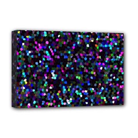 Glitter 1 Deluxe Canvas 18  X 12   by MedusArt