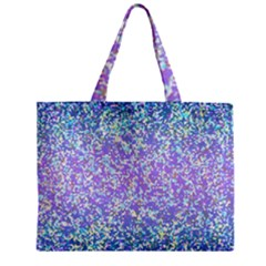 Glitter 2 Tiny Tote Bags by MedusArt