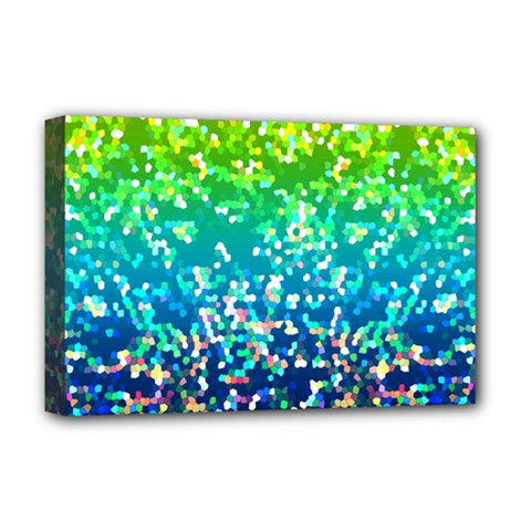 Glitter 4 Deluxe Canvas 18  X 12   by MedusArt