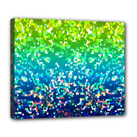 Glitter 4 Deluxe Canvas 24  X 20   by MedusArt
