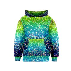 Glitter 4 Kid s Pullover Hoodies by MedusArt