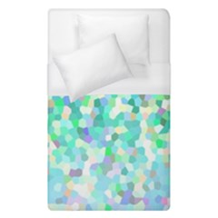 Mosaic Sparkley 1 Duvet Cover Single Side (single Size) by MedusArt