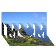 Tenerife 09 Mom 3d Greeting Card (8x4)