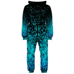 Glitter Dust G162 Hooded Jumpsuit (ladies)  by MedusArt