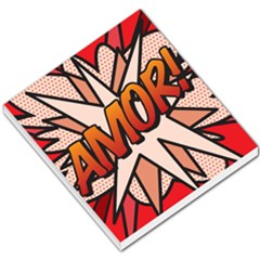 Comic Book Amor!  Small Memo Pads by ComicBookPOP