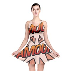 Comic Book Amour!  Reversible Skater Dresses by ComicBookPOP