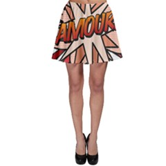 Comic Book Amour! Skater Skirts by ComicBookPOP