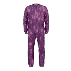 Snow Stars Lilac Onepiece Jumpsuit (kids) by ImpressiveMoments