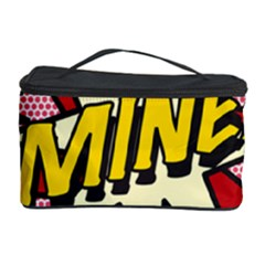 Comic Book Mine! Cosmetic Storage Cases by ComicBookPOP