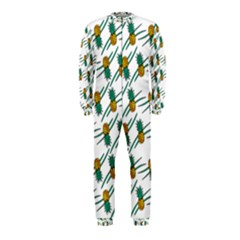 Pineapple Pattern OnePiece Jumpsuit (Kids) by Famous