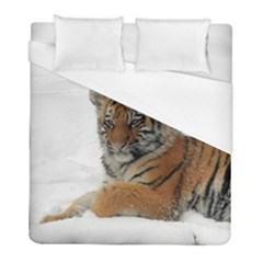 Tiger 2015 0101 Duvet Cover Single Side (twin Size) by JAMFoto