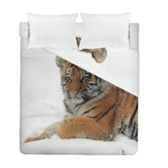 Tiger 2015 0101 Duvet Cover (twin Size) by JAMFoto