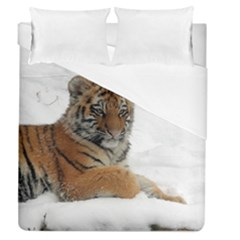 Tiger 2015 0102 Duvet Cover Single Side (full/queen Size)