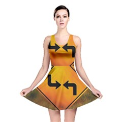 Direction Reversible Skater Dresses by theimagezone