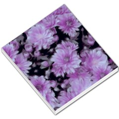 Phenomenal Blossoms Lilac Small Memo Pads