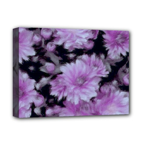 Phenomenal Blossoms Lilac Deluxe Canvas 16  X 12