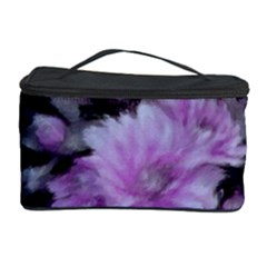 Phenomenal Blossoms Lilac Cosmetic Storage Cases by MoreColorsinLife