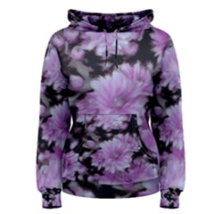 Phenomenal Blossoms Lilac Women s Pullover Hoodies by MoreColorsinLife