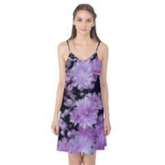 Phenomenal Blossoms Lilac Camis Nightgown