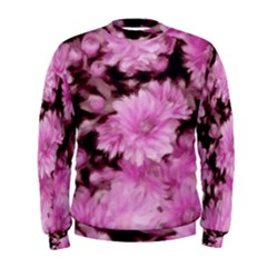Phenomenal Blossoms Pink Men s Sweatshirts