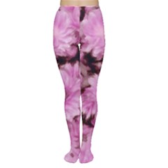 Phenomenal Blossoms Pink Women s Tights