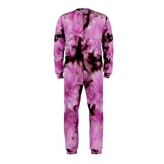 Phenomenal Blossoms Pink Onepiece Jumpsuit (kids)