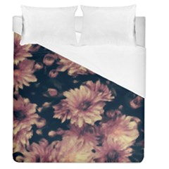 Phenomenal Blossoms Soft Duvet Cover Single Side (full/queen Size)