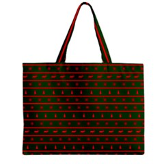 Ugly Christmas Sweater  Zipper Tiny Tote Bags by CraftyLittleNodes