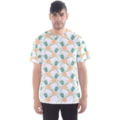 Pineapple Pattern 04 Men s Sport Mesh Tees