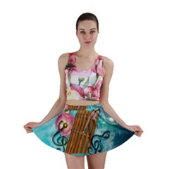 Music, Pan Flute With Fairy Mini Skirts by FantasyWorld7