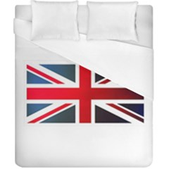 Brit2 Duvet Cover Single Side (Double Size) by ItsBritish