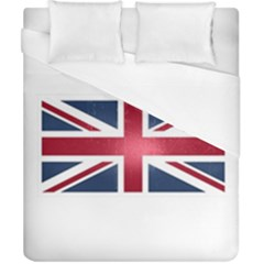 Brit3 Duvet Cover Single Side (double Size) by ItsBritish