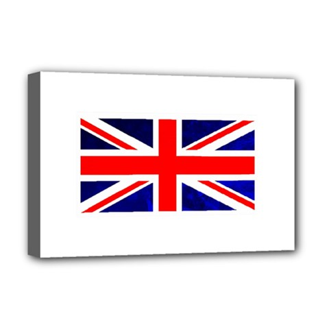 Brit4 Deluxe Canvas 18  X 12   by ItsBritish