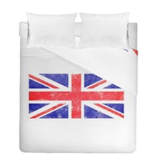 Brit6 Duvet Cover (Twin Size) by ItsBritish